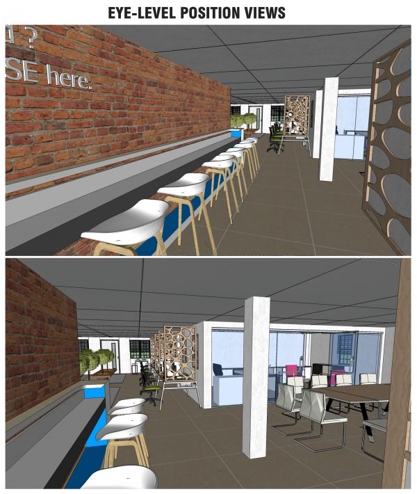 Commercial & Offices - Office Interiors Designed by HD