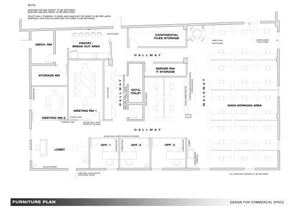 Image Furniture Plan