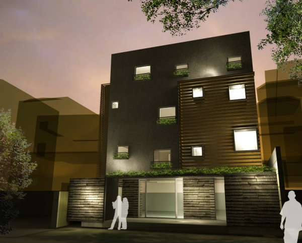 Image takanawa redesign facade