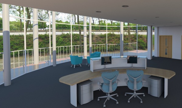 Reception re-design