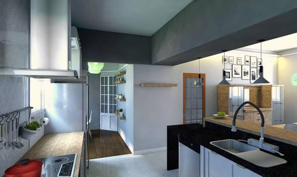 Image kitchen area