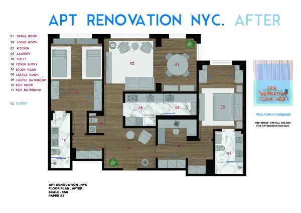 APT RENOVATION NYC