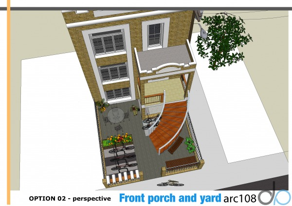 Image Front porch and yard (2)