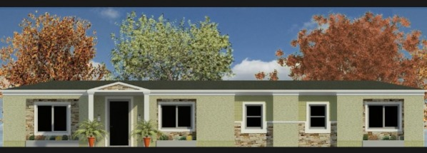 Image Remodel front of home ... (1)