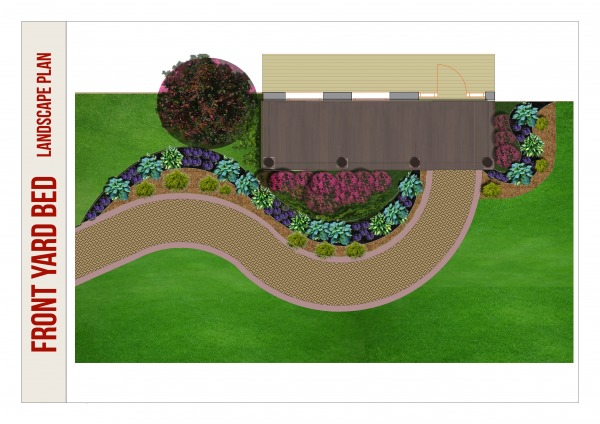 Image Landscape plan