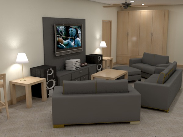 Image Basement Family Room (1)