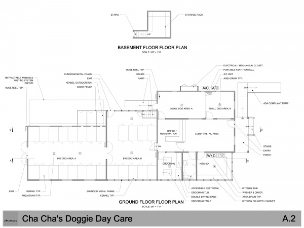 Image Doggie Daycare Remodel