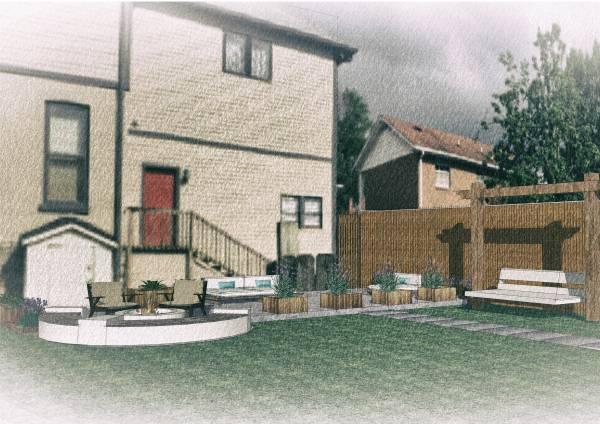 Image Back yard improvement ... (1)
