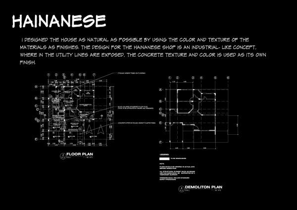 Image HAINANESE 2/3