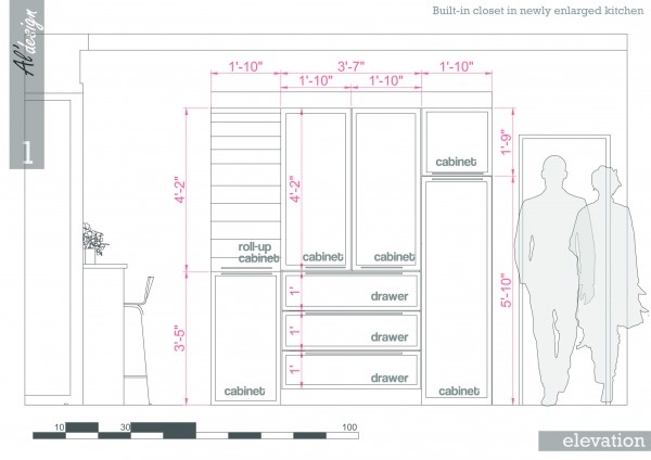 Image Built-in closet in new... (2)