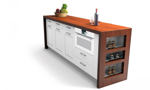 Image Kitchen Island