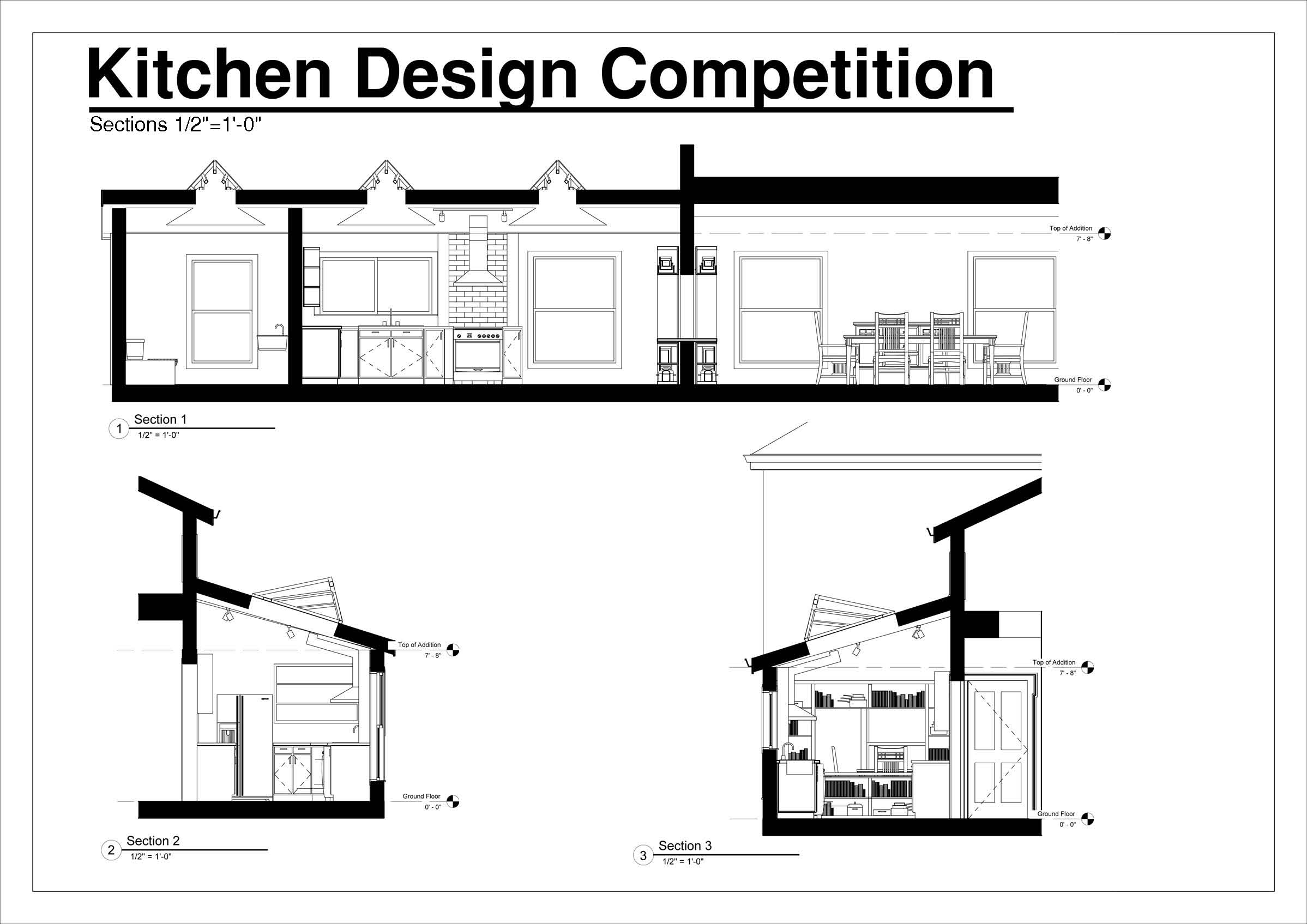 Kitchen design designed by sam herschorn historic public for V kitchen ann arbor address