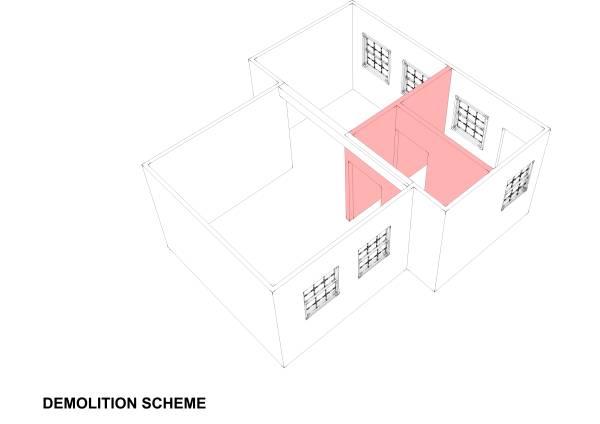 Image demolition scheme