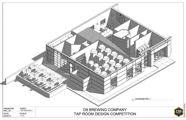 Image D9 Brewing Company Tap... (2)