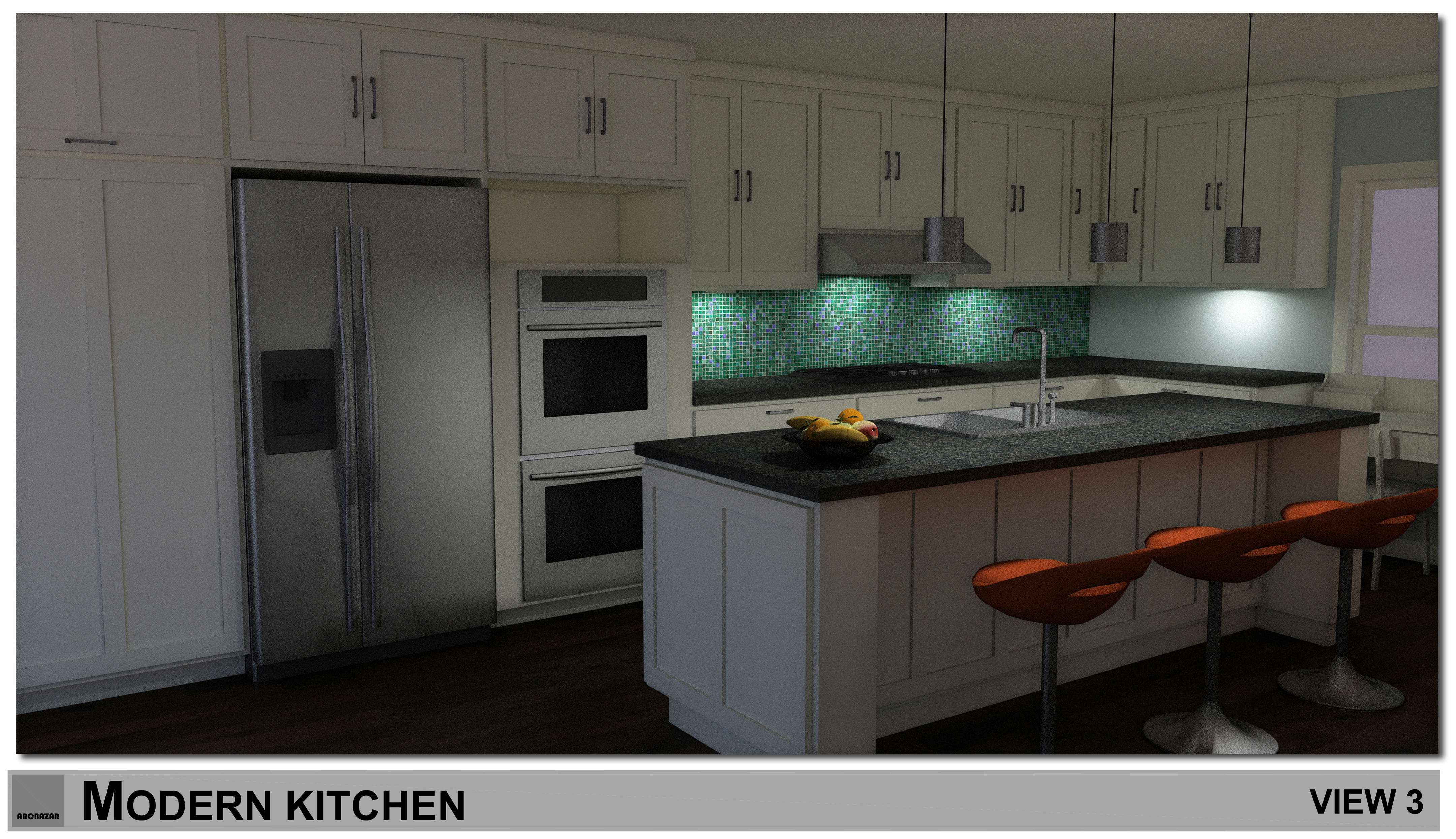 Viewdesignerproject Projectkitchen Design Designed By Ziese Hsieh Modern
