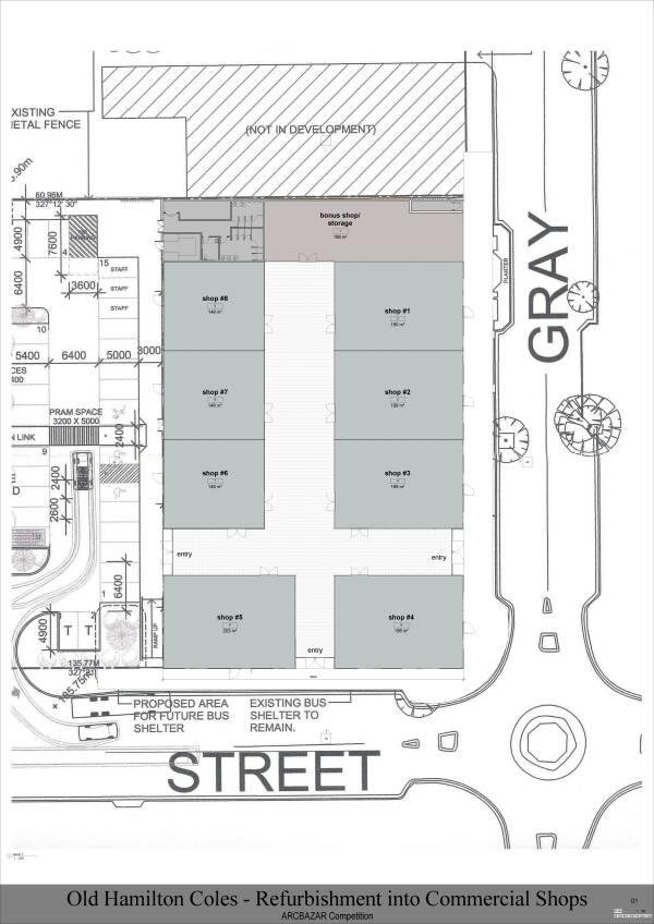 Image Floor plan - concept