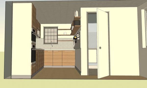 Image Duplex Kitchen/Bathroo...