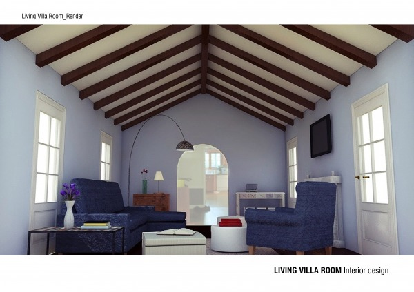 Image Living (Villa) Room in...