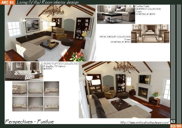Image Living (Villa) Room in... (2)
