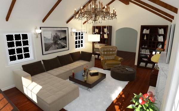 Image Living (Villa) Room in...