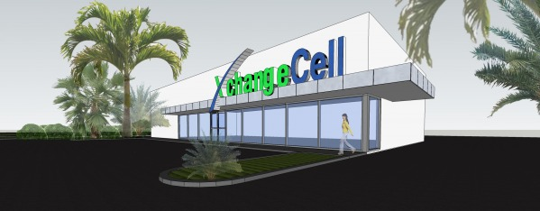 Image XchangeCell Building