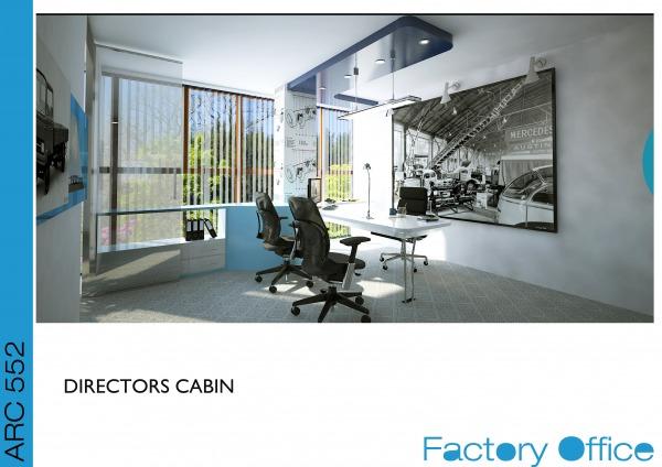 Image DIRECTORS CABIN