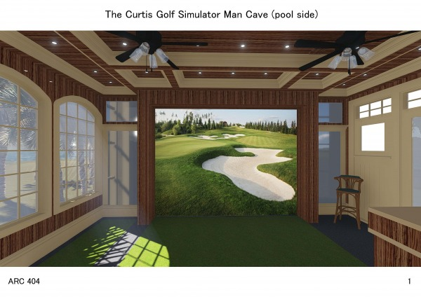 Image The Curtis Golf Simula... (1)