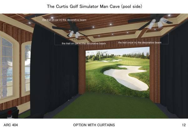 Image The Curtis Golf Simula... (2)