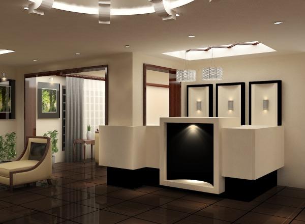 Image entrance design