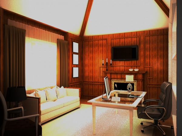 Image Home Office Design