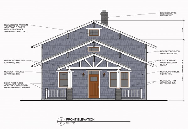 Image Historic Bungalow Pop-Top
