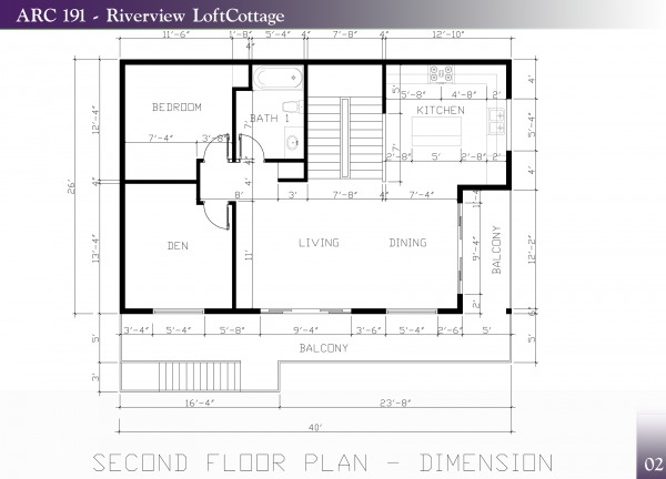 Image Riverview LoftCottage (1)