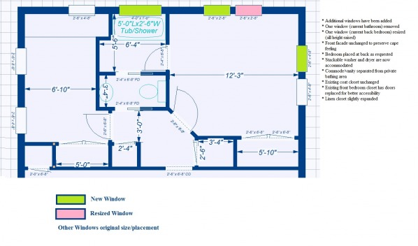 Image Main Floor Remodel