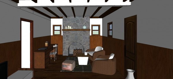 Image Beach Cottage Remodel