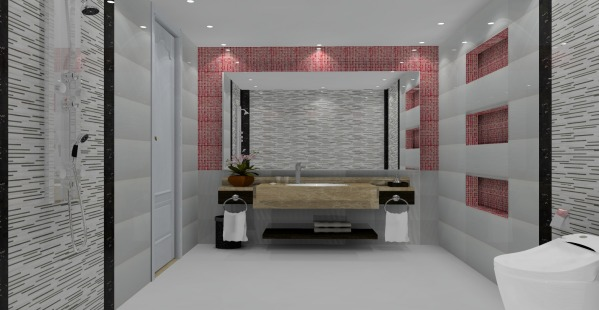 Image Bathroom Interior Desi...