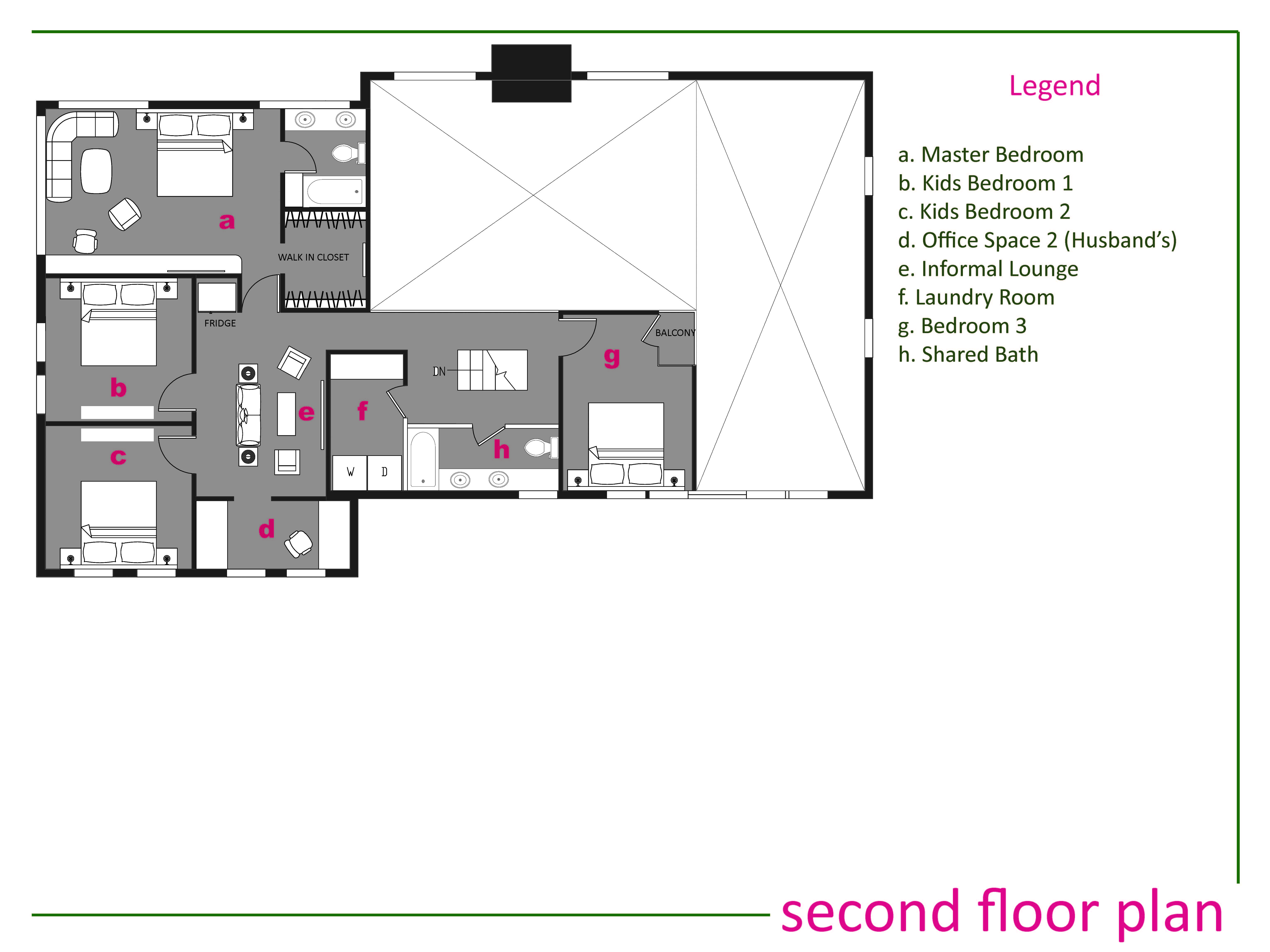 Viewdesignerproject projectadditions plans for Second floor addition plans