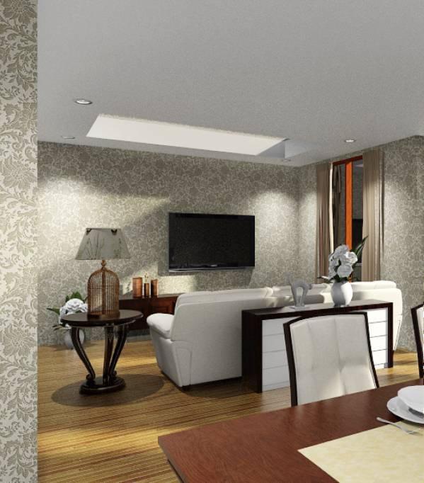 Image living room & dini...