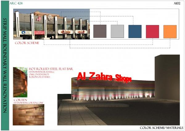 Image Color scheme