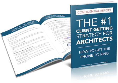 #1 Client-Getting Strategy For Architects