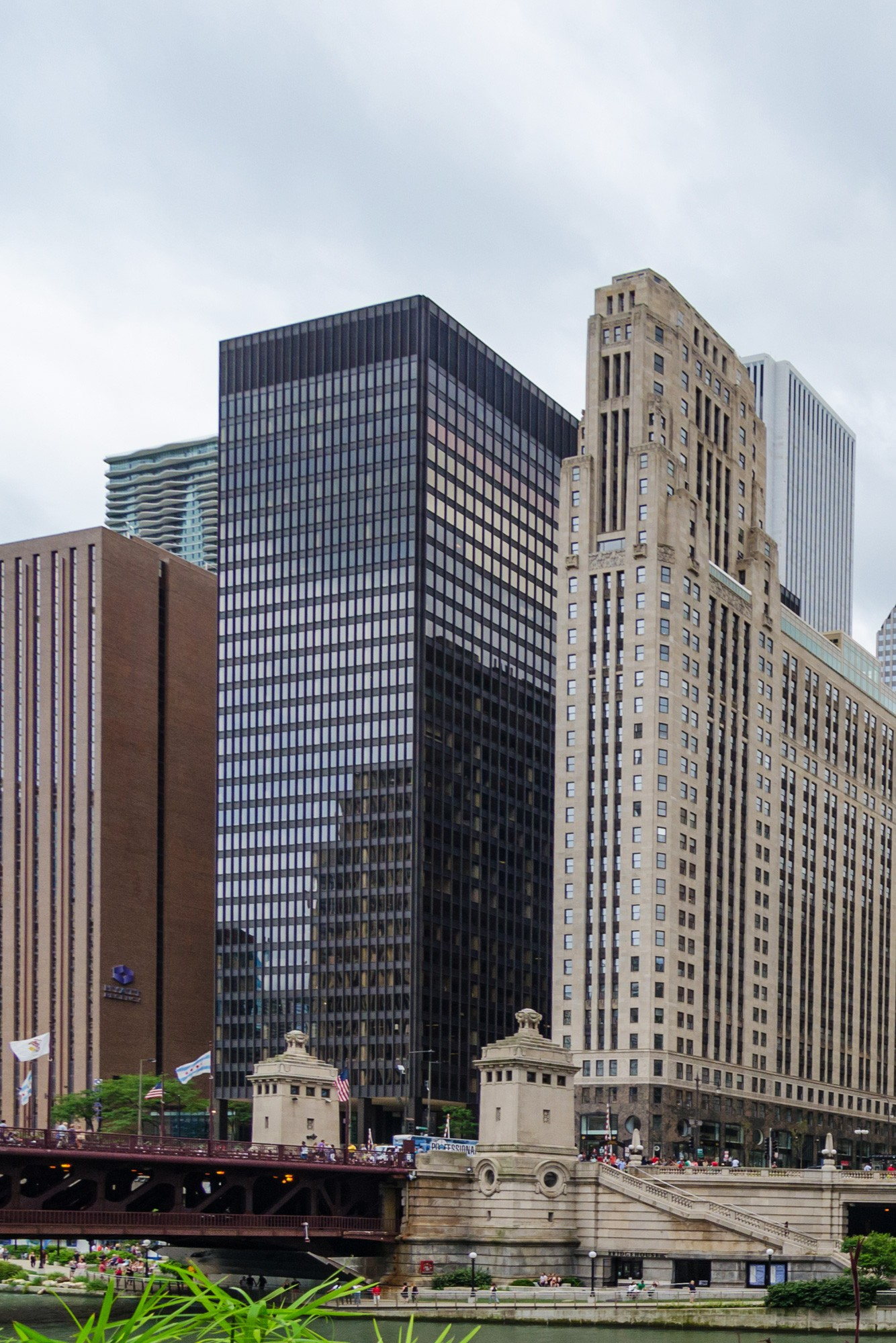 111 East Wacker (One Illinois Center) · Buildings of Chicago