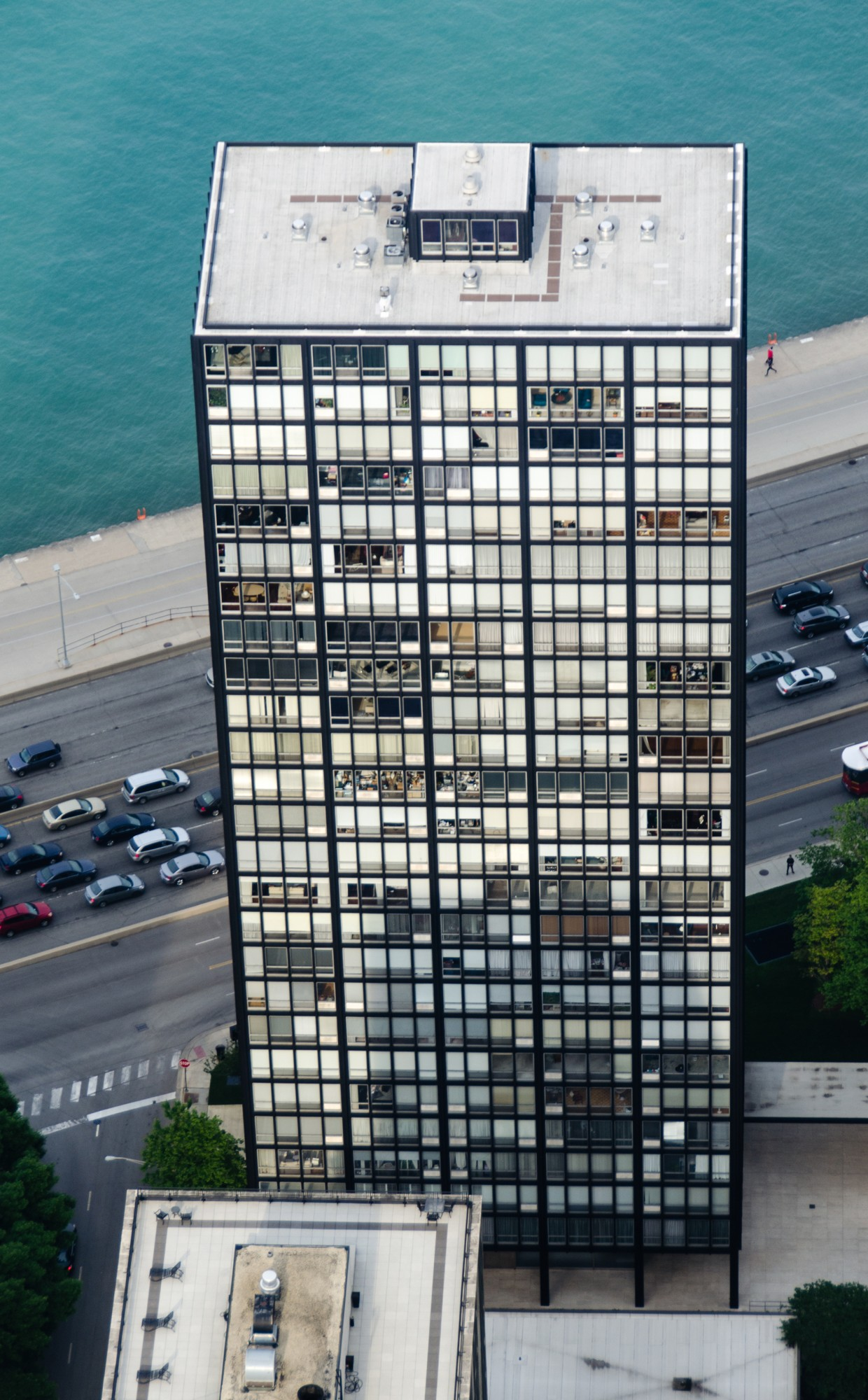860880 North Lake Shore Drive Buildings Of Chicago Chicago