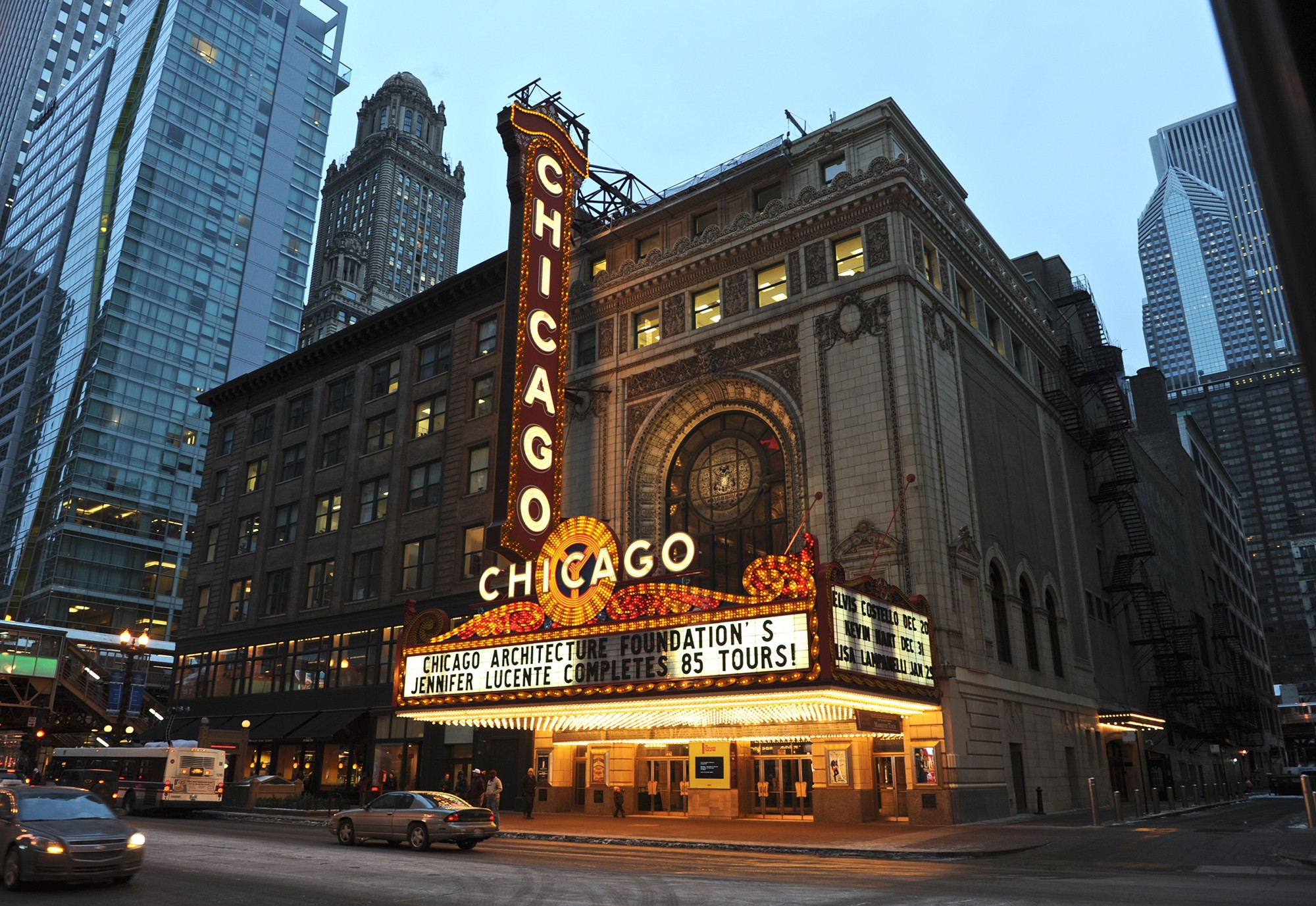 Online Blueprint Chicago Theatre 183 Buildings Of Chicago 183 Chicago