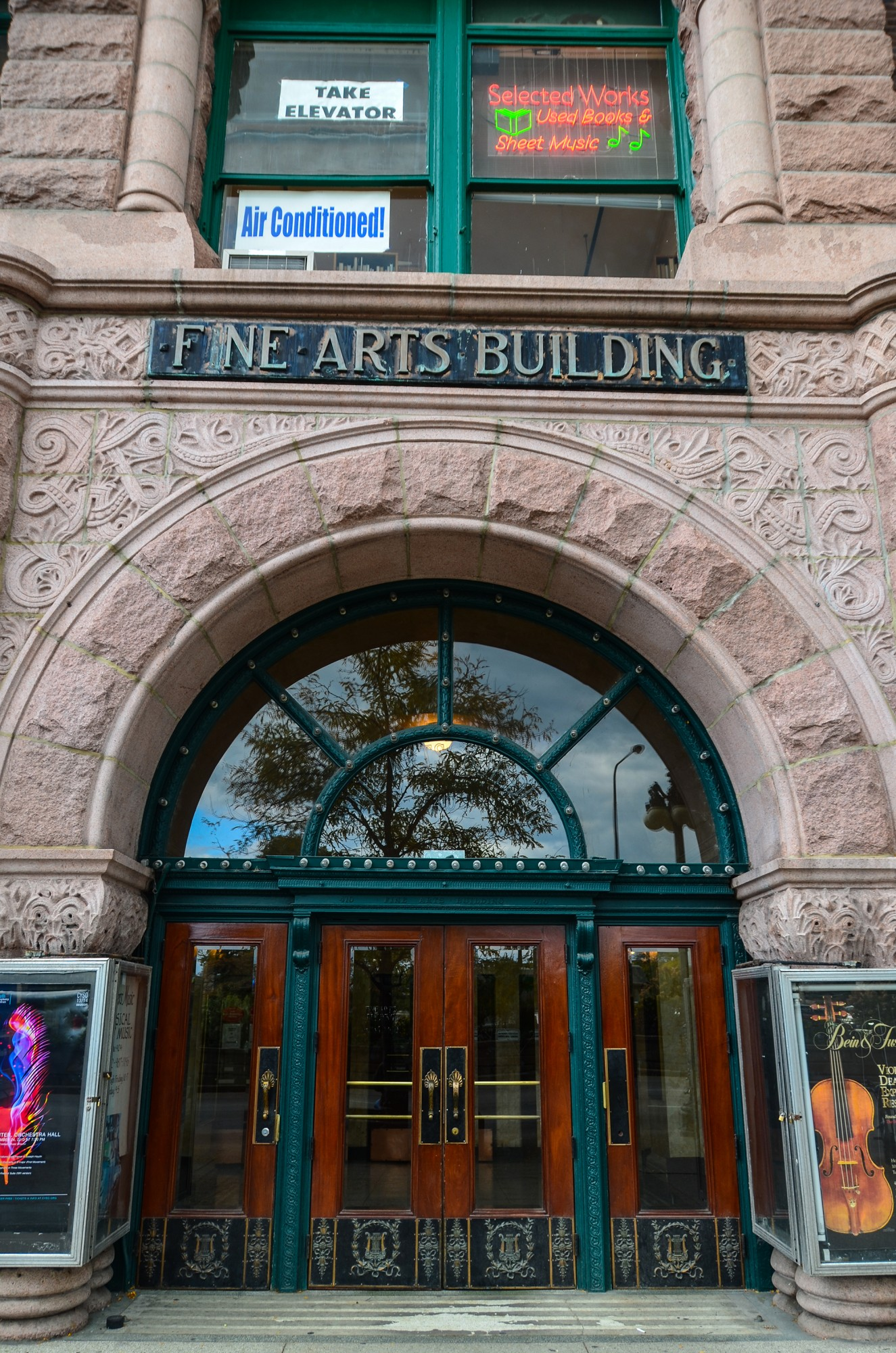 Fine Arts Building · Buildings Of Chicago · Chicago