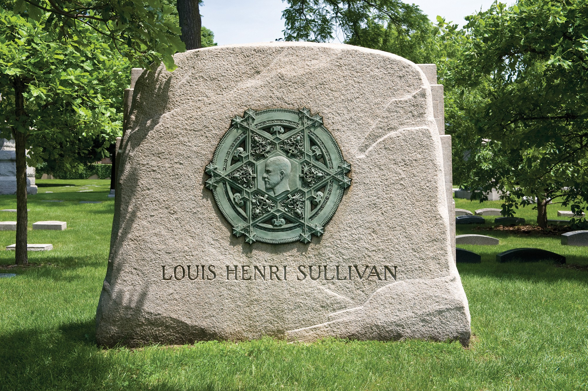 Graceland Cemetery · Buildings of Chicago · Chicago