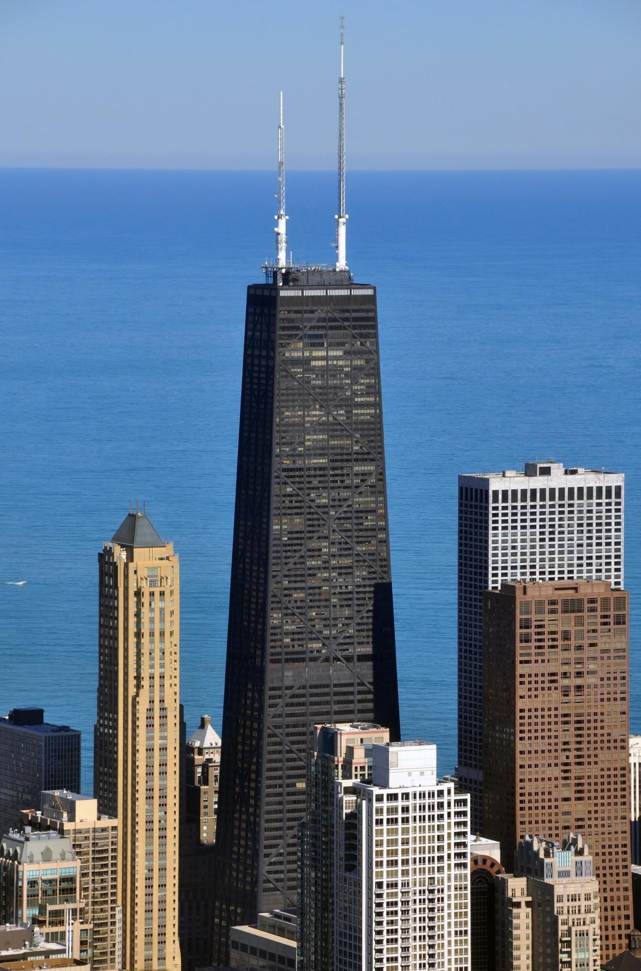 Hancock Center · Buildings of Chicago · Chicago ...  Hancock
