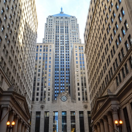 chicago board of trade building · tours · chicago architecture