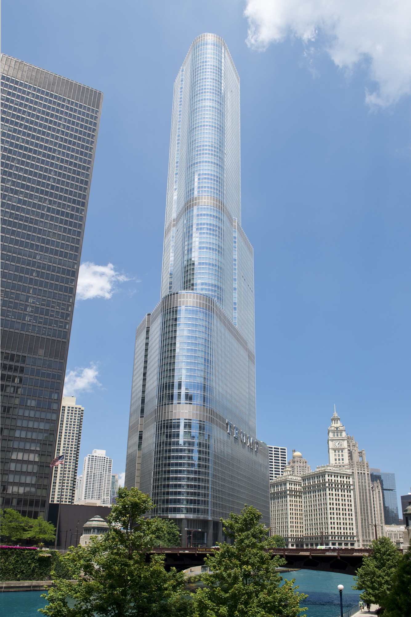Trump Tower · Buildings Of Chicago · Chicago Architecture