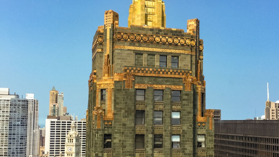 a33b66f47ef Carbide and Carbon Building · Buildings of Chicago · Chicago Architecture  Center - CAC