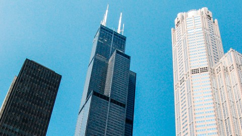 Willis Tower Buildings Of Chicago Chicago Architecture