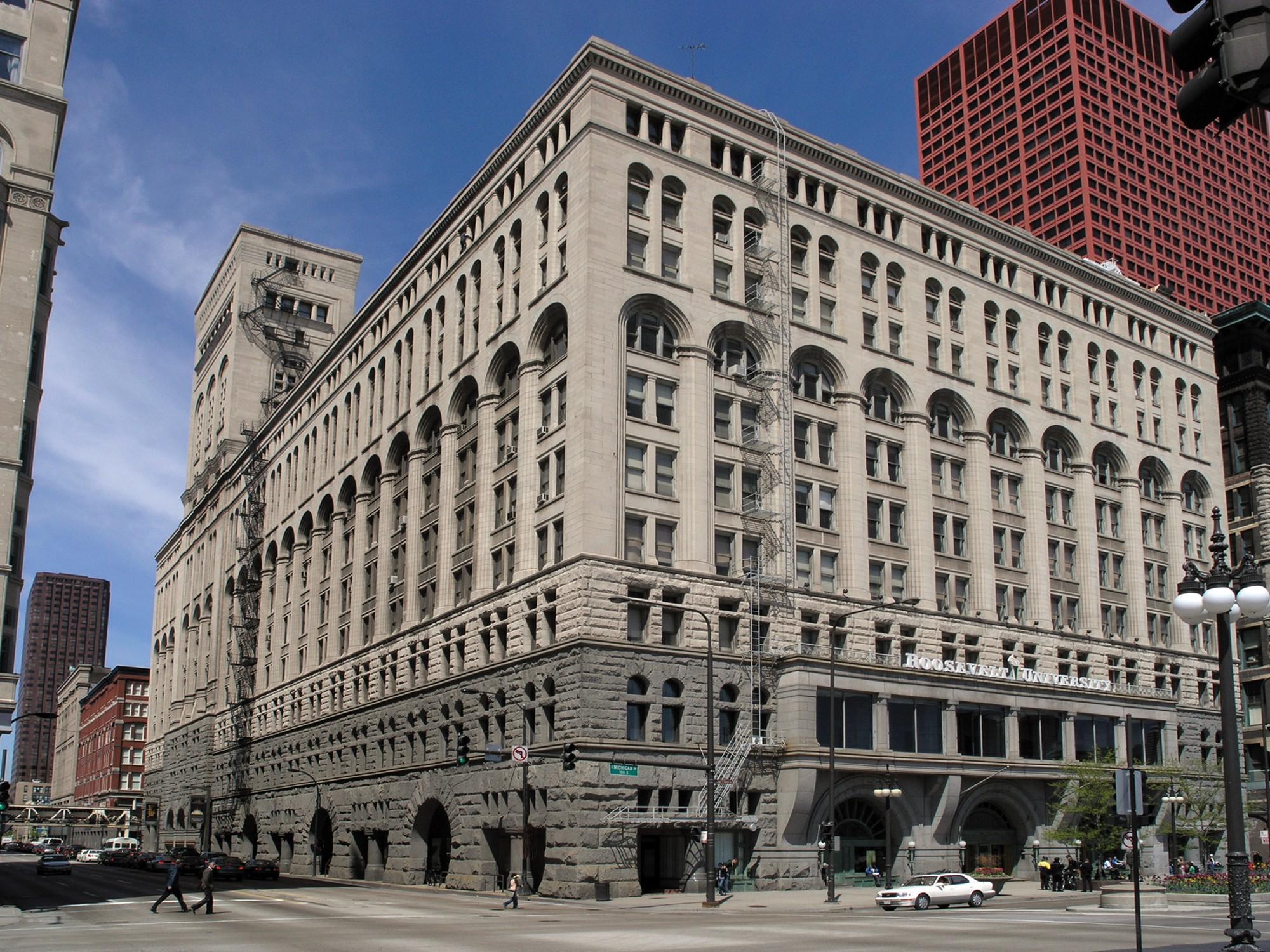 Wedding Hotel Block Chicago